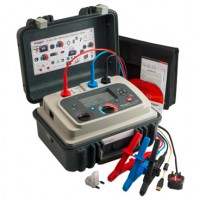 MEGGER S1-1568 15 kV high performance diagnostic insulation tester