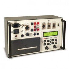 Circuit breaker analyzer for one break per phase EGIL
