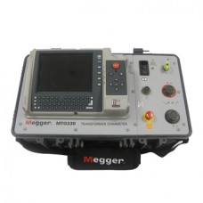 MEGGER MTO300 Series Automated six-winding transformer ohmmeter