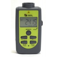 TPI 505L Digital Laser/Contact Hand Tachometer