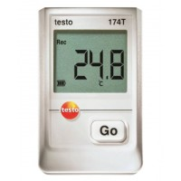 Testo 174 T set - Mini data logger for temperature in a set